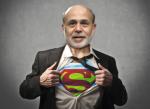 Bernanke Superman