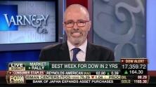 David Straight Best Week in Dow Fox biz