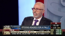 David Stocks Headed for Fall