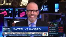 David Mattel vs. Hasbro