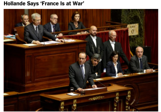 Hollande_Says_'France_Is_at_War'
