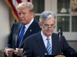 Trump Powell