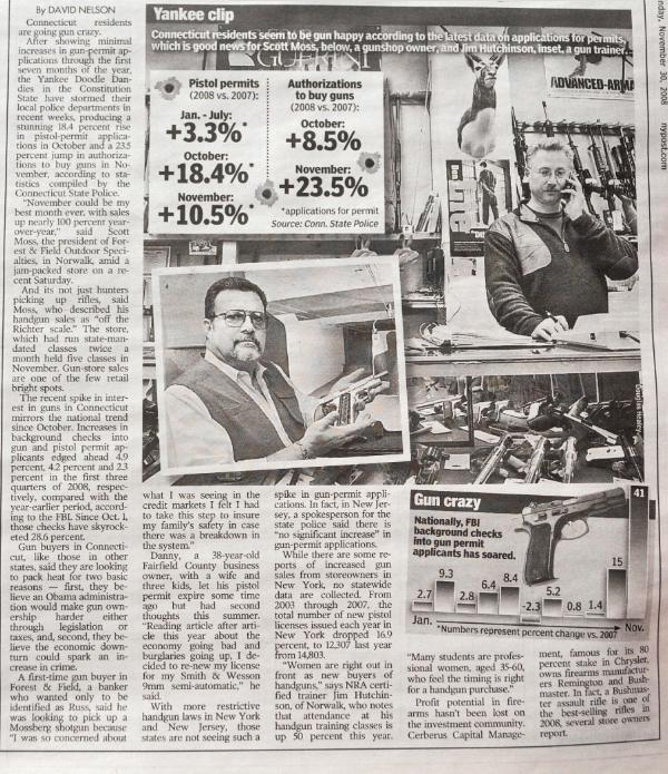 Retail Bullseye story