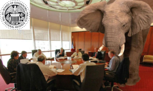 Fed Elephant in the Room